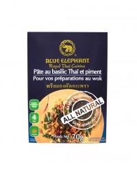 Pâte de basilic Thaï au piment - Blue Elephant