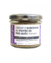 Caviar d'aubergine au poivre de phú-quôc - Aubergine - Les Petits Potins