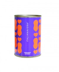 Tomates pelées - variété Datterino - Italianavera