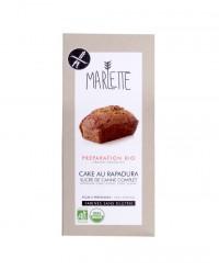Préparation bio pour Cake au Rapadura sans Gluten - Marlette