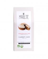 Préparation bio pour Carrot cake - Marlette