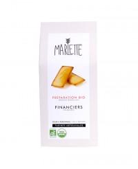 Préparation bio pour Financiers - Marlette