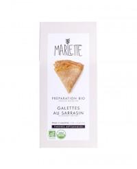 Préparation bio pour galettes au Sarrasin - Marlette