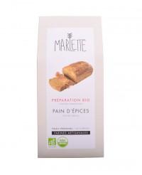 Préparation bio pour Pain d'épices - Marlette