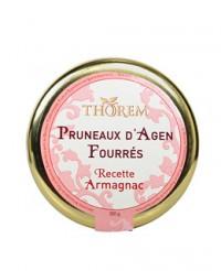 Pruneaux fourrés à l'Armagnac - Thorem