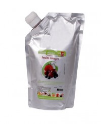 Purée de Fruits Rouges - Capfruit