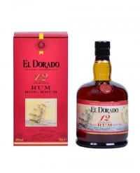 Rhum El Dorado 12 ans - El Dorado
