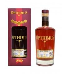 Rhum Opthimus 15 ans - Opthimus
