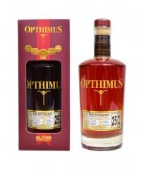 Rhum Opthimus 25 ans - Opthimus