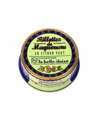 Rillettes de maquereaux au citron vert - La Belle-Iloise
