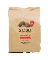 Sablés cacao - Goulibeur