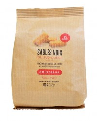Sablés noix - Goulibeur