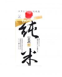 Saké Hakushika Junmai - spécial cuisine - Umami