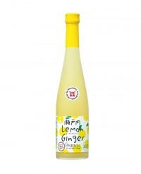Saké Setouchi lemon ginger  - Miyake Honten