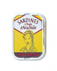 Sardines à l'huile d'arachide - Belle-Iloise (La)