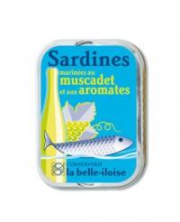 Sardines marinées au muscadet et aux aromates - Belle-Iloise (La)