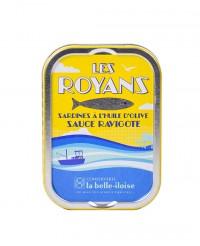 Sardines Royans à la sauce ravigote - Belle-Iloise (La)