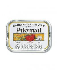 Sardines à la sauce pitomail - La Belle-Iloise