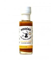 Sauce pimentée diablement sucré - force 6 - Pekočko
