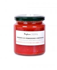 Passata contadina - sauce tomate avec pulpe - Paglione