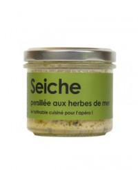 Rillettes de seiche persillée aux herbes de mer - L'Atelier du Cuisinier