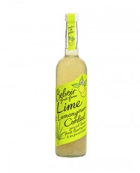 Sirop de citron vert et citronnelle - Belvoir Fruit Farms