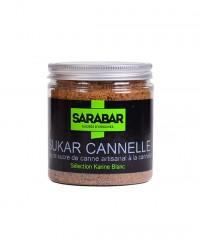 Sucre artisanal bio cannelle - Sarabar