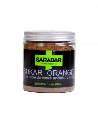 Sucre artisanal bio orange - Sarabar