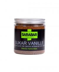 Sucre artisanal bio vanille - Sarabar
