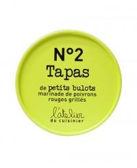 Tapas N°2 - Petits bulots et marinade de poivrons rouges grillés - L'Atelier du Cuisinier