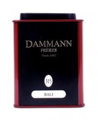 Thé Bali - Dammann Frères