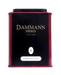 Thé Darjeeling G.F.O.P. - Dammann Frères
