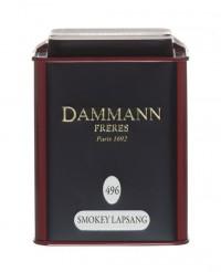 Thé Smokey Lapsang - Dammann Frères