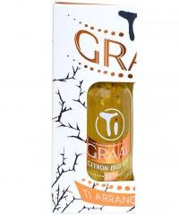 Rhum arrangé Ti' Graal Citron Passion - Les Rhums de Ced'