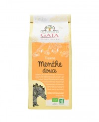Tisane Menthe douce - Les Jardins de Gaïa