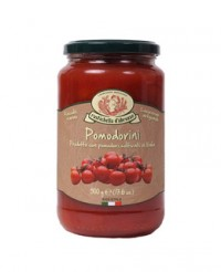 Tomates cerises pelées - Rustichella d'Abruzzo