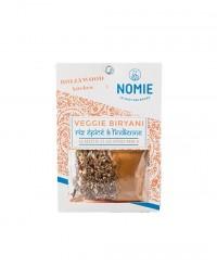 Épices pour veggie biryani - Nomie x Bollywood Kitchen - Nomie Epices