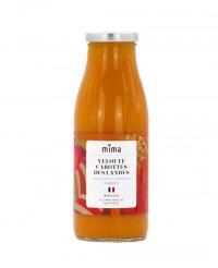 Velouté carottes bio - Mima Bio
