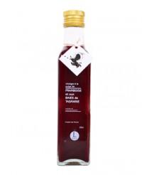 Vinaigre à la pulpe de framboise et baies de Tasmanie - Libeluile
