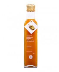 Vinaigre à la pulpe de mangue et à la cardamome - Libeluile