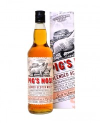 Whisky Spencerfield - Pig's Nose - Spencerfield