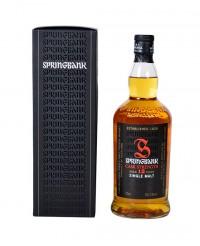 Whisky Springbank 12 ans - Springbank