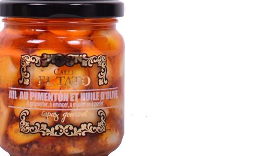 Ail au paprika et à l'huile d'olive - Calle el Tato
