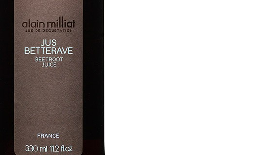 Jus de betterave - Alain Milliat