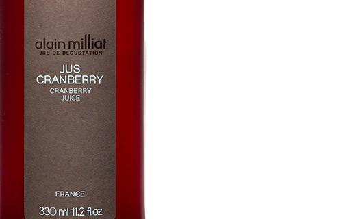 Jus de cranberry - Alain Milliat