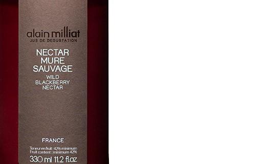 Nectar de mûre sauvage - Alain Milliat