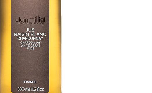 Jus de raisin blanc Chardonnay - Alain Milliat