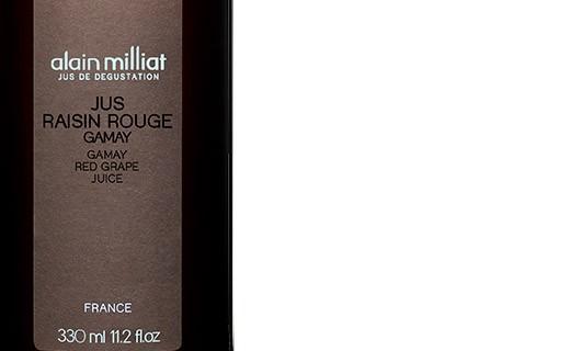 Jus de raisin rouge Gamay - Alain Milliat