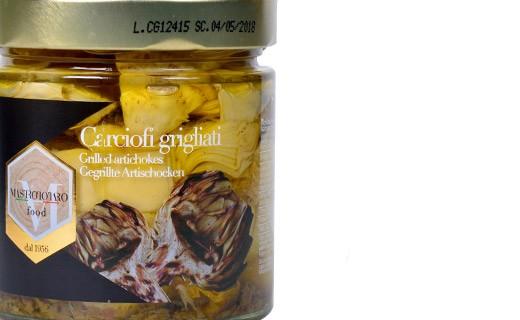 Artichauts grillés - Mastrototaro