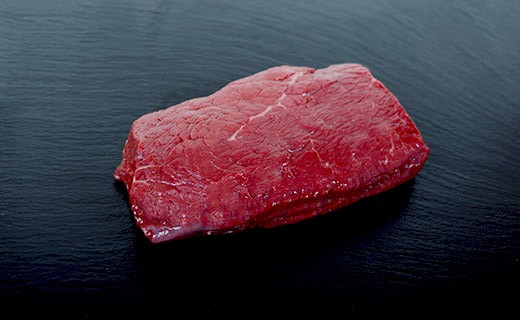 B uf salers coeur de rumsteck pour brochettes ou fondue - Cuisiner le coeur de boeuf ...